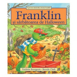 Franklin si sarbatoarea de Halloween