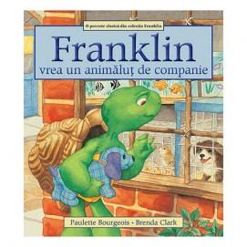 Franklin vrea un animalut de companie