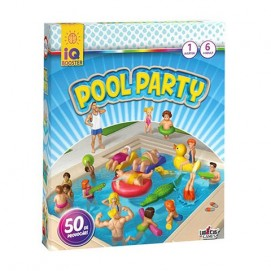 IQ  Booster - Pool Party Ro